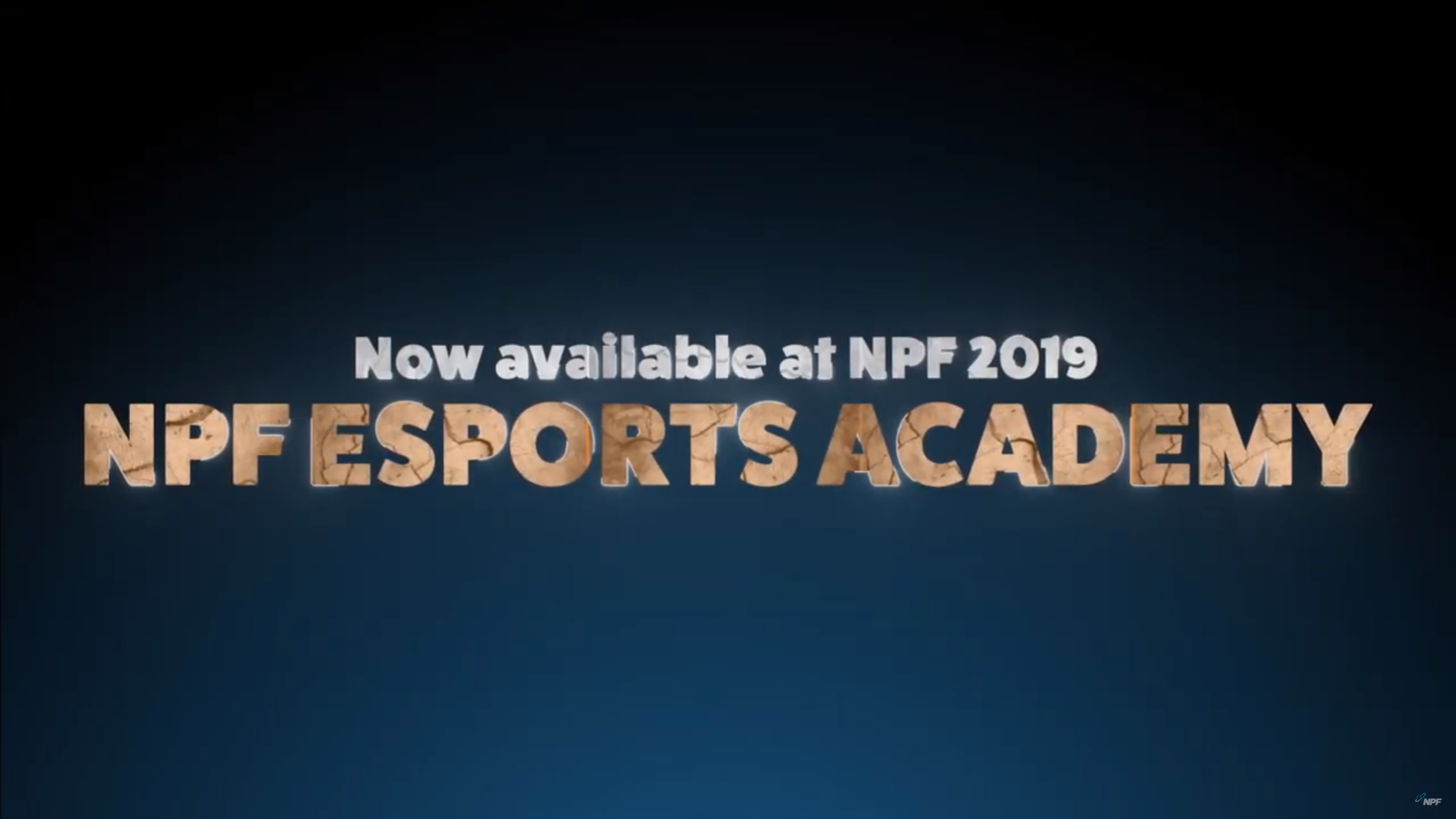 NPFAcademy NPF 2019