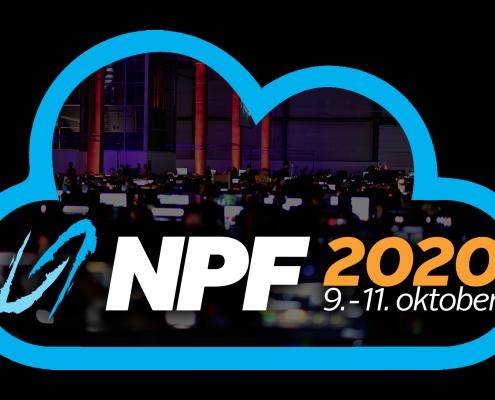 NPF 2020 bliver online