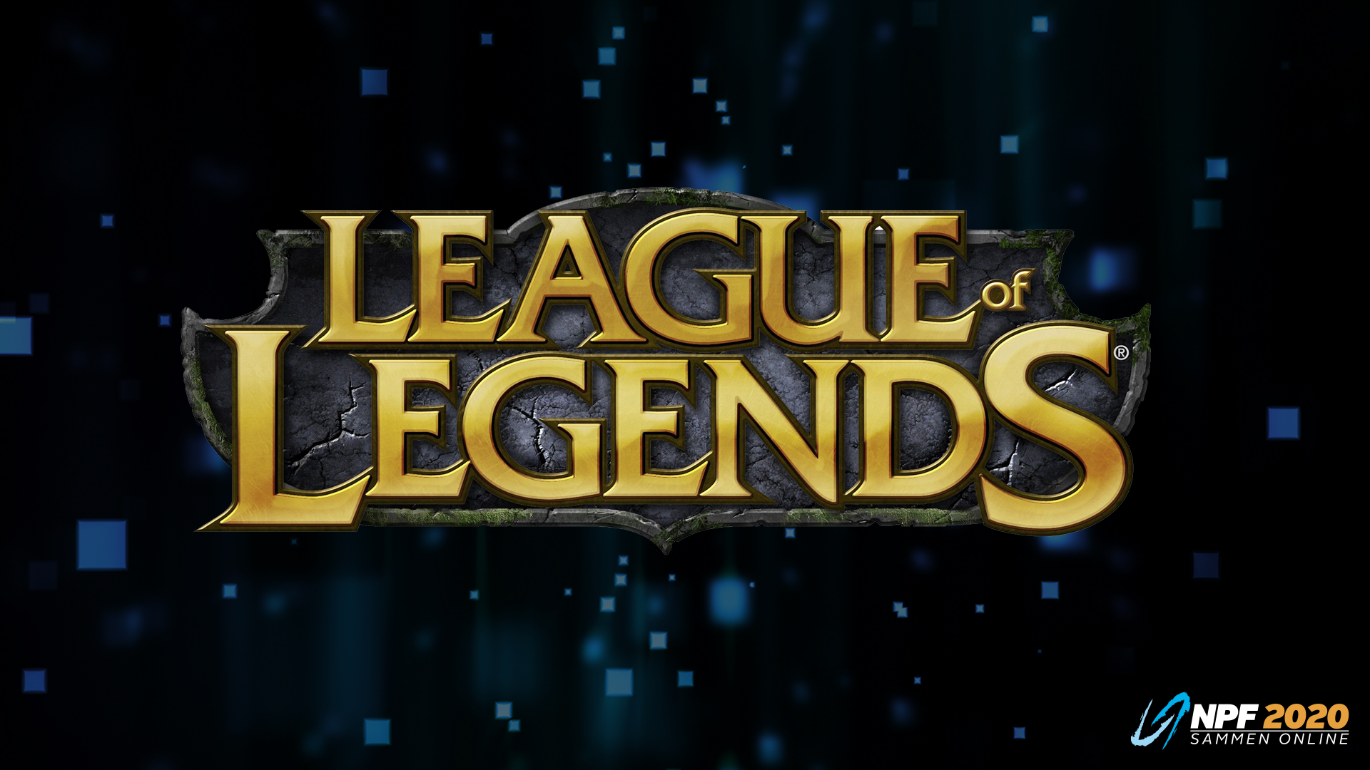 Leauge Of Legends turnering til NPF 2020