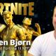 Jørgen Bjørn til NPF